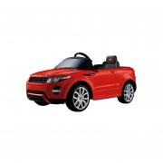Auto Range Rover Eléctrico Rojo con Licencia Original