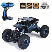Mable Drift Waterproof Remote Controlled Rock Crawler RC Monster Truck Four wheel Drive 118 Scale 2.4 GHZ