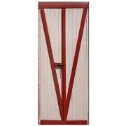LeiDyWer Adhesivo de puerta Adhesivo de puerta Adhesivo autoadhesivo removible Impermeable Papel tapiz de pared77cm(W)*200cm(H)