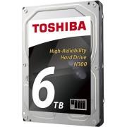 Toshiba N300 6TB, 128MB, 7200rpm, NAS, retail