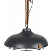 Lámpara colgante Dek Negra
