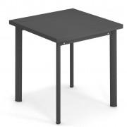 Emu Star Square tafel antique iron 70x70