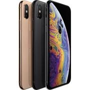 "Apple iPhone Xs 5,8"" 64 GB Smartphone (14,7 cm/5,8 Zoll, 64 GB Speicherplatz, 12 MP Kamera), Space Grau"