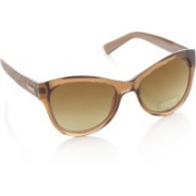 Guess Oval Sunglasses(Brown)
