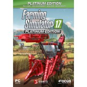 FARMING SIMULATOR 17 PLATINIUM EDITION - STEAM - WORLDWIDE - MULTILANGUAGE - PC