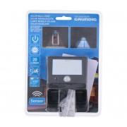 Grundig - LED Lampă solară cu senzor 1xLED/0,25W/1xAA