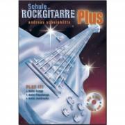 Heros-Verlag Schule der Rockgitarre PLUS Andreas Scheinhütte,inkl. 2 CD
