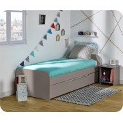 Cama nido juvenil 90x200cm Sleep'In Lino