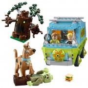 10430 Bela 305 stks De Mystery Machine Scooby Doo Fred Shaggy Zombie Zeke Mini speelgoed bouwstenen Compatibel met Legoe