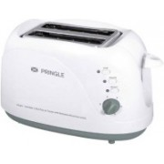 Pringle PT 401 700 W Pop Up Toaster(White)