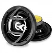 """Set Auna 16,5 cm (6,5"""") auto-luidsprekerboxen 600 W zwart"""