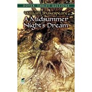 A Midsummer Night's Dream, Paperback/William Shakespeare