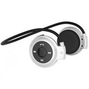 Shivrun Mini 503 Stereo Bluetooth Headset Wireless Headphones Neckband Style Earphone(Color May Vary)