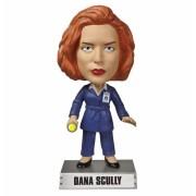 X-Files bobblehead: Dana Scully