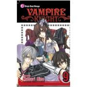 Vampire Knight, Volume 9, Paperback