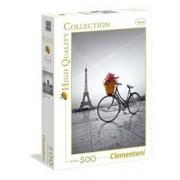 Tidningen Romantic Promenade In Paris Pussel, 500 bitar 1 nummer