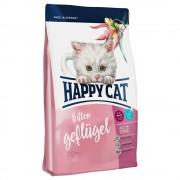Happy Cat Kitten con ave - 4 kg