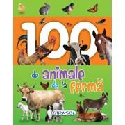 100 de animale de la ferma/***
