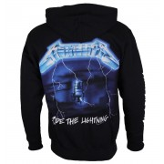 sweat-shirt avec capuche pour hommes Metallica - Ride The Lightning - NNM - RTMTL(NEW)ZHBRID