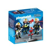 Playmobil ® City Action equipo de bomberos 5366