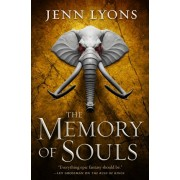 The Memory of Souls, Hardcover/Jenn Lyons