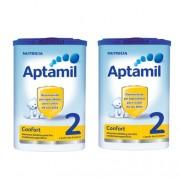 Aptamil Confort 2 Leite Transição Duo Pack 2x800gr