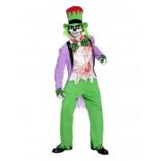 Vegaoo Riktigt galen hattmakare - Halloween kostym för vuxna