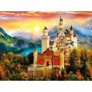 Buffalo Games Castle Dream By Aimee Stewart Jigsaw Puzzle From The Castles Collection 750 Pieces