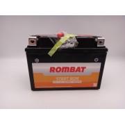 Baterie moto, scuter, atv Rombat 12V 11Ah 120A, AGM RBZ12S-BS