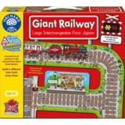 Puzzle Orchard Toys Giant Railway