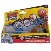 Ricky Zoom Lanzador Launch & Go Loop