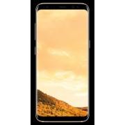 Telefon Mobil Samsung Galaxy S8 G950, 64GB Flash, 4GB RAM, Dual SIM, 4G, Maple Gold