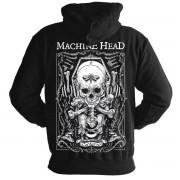 sweat-shirt avec capuche pour hommes Machine Head - Moth - NUCLEAR BLAST - 2687_HZ