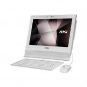 "Pro 16T 7M-002XEU 39,6 cm (15.6"") 1366 x 768 pixels Écran tactile 1,8 GHz Intel® Celeron® 3865U Blanc PC All-in-One"