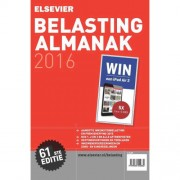 Elsevier belasting almanak 2016 - W. Buis, S. Stoffer, P.M.F. van Loon, e.a.
