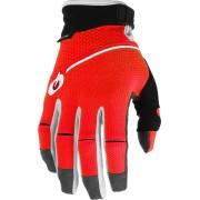 Oneal Revolution Luvas Vermelho XL