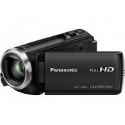 "Panasonic Videokamera Panasonic HC-V180EG-K 6.9 cm 2.7 "" 2.5 MPix Zoom (optisk): 50 x Svart"