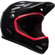 Bell Sanction Downhill Casco Negro Rojo S