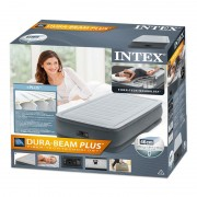 Cama hinchable Intex Comfort-Plush 46 cm Dura Beam individual 64412