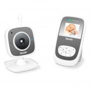 Monitor video pentru bebelusi Beurer, 300 m, functie zoom