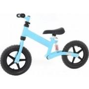Bicicleta fara pedale EURObaby FBB-1 Blue