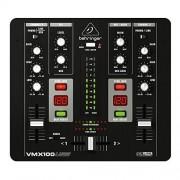 Behringer Mixer Dj Professionale 2 Canali Con Usb / Interfaccia Audio, Bpm Counter E Controllo Vca