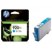 HP CD972AE - HP No. 920XL cyan bläckpatron