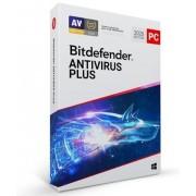 Antivirus, Bitdefender Antivirus Plus, 1 user, 1 year (AV01ZZCSN1201LEN)