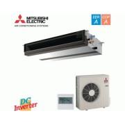 Duct Mitubishi Electric 28000 BTU inverter PEAD-RP71JALQ + SUZ-KA71VA4