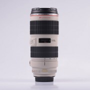 Canon EF 70-200mm f/2.8L IS II USM Objetivo