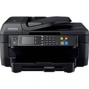 Epson Impresora multifunción 4 en 1 Epson WorkForce WF-2760DWF color tinta a4
