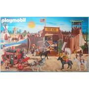 Playmobil - 4072 : Le Fort Reno Assiégé