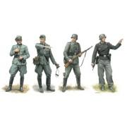 "Dragon Models""Operation Marita, Greece 1941"" Model Kit (4 Figures Set) (1/35 Scale)"