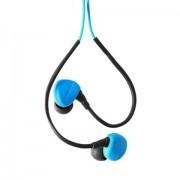 Boompods sportpods race - wired Blu Intraurale Auricolare cuffia